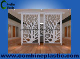 18mm pvc Foam Sheet Carving voor Home Partition Board