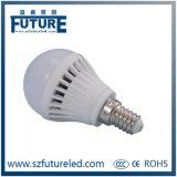 온난한 백색에 있는 에너지 절약 SMD2835 9W E27 LED 전구