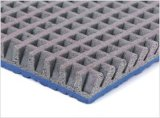 Excellent Protective Value Prefabricated Rubber Running Track
