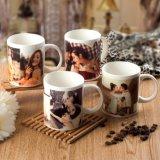 Amerika Mok 7.2*7.6mm van Kerstmis van 10 Oz PromotieMok van de Koffie van de V.S. de Ceramische