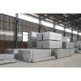 Plancia d'acciaio di alta qualità per l'armatura della costruzione