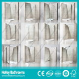 미닫이 문 스테인리스 기계설비 알루미늄 방수 바 샤워 오두막 (SE615C)