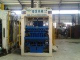 O Qt6-15D Oco Automática máquina para fazer blocos sólidos de bloco de concreto de Preço Preço da Máquina