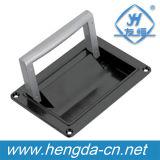 Ручка тяги мебели высокого качества Yh9457, ручка двери сплава цинка