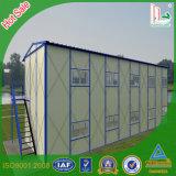 Billig vorfabriziertes konkretes modulares Stahlhaus