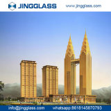 La sûreté faite sur commande de construction a teinté le prix bas en verre coloré par glace en verre d'impression de Digitals