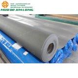 Aplica aire caliente de polímero de alto techo de la Membrana impermeable de PVC hojas
