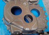 Carcaça de areia personalizada, carcaça do ferro, carcaça da caixa de engrenagens para o caminhão