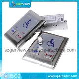 Sensore automatico della tenda dell'indicatore luminoso di sicurezza della porta a battenti