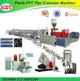 Tubo del conducto del PVC que hace la máquina de la protuberancia de la máquina