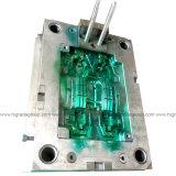 Panel de puerta automática de moldes de inyección de plástico
