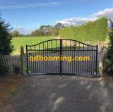 Cancello ornamentale di alluminio dell'arco esterno