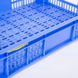 Numéro 12 HDPE normal exhalé de caisse de Plasitc de caisse empilable