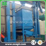 Счетчик расхода системы охлаждения машины для подачи окатышей древесных гранул
