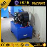 Bom preço passe a mangueira eléctrico ISO9000 máquina de crimpagem para venda