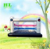 С удовлетворением земли мини надувные прыжком Bouncer для детей
