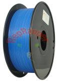 Además de nylon en espiral de 3,0 mm de filamento de impresión 3D azul