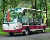 Un carrello facente un giro turistico elettrico classico delle 14 persone (DN-14)