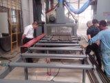 Placa de acero de alta eficiencia a través de Shot de rodillo máquina Blast