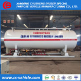 20000 litros da estação de enchimento de GPL 10ton 20m3 da estação de enchimento do cilindro de GPL