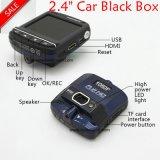 "Heißes Sale 2.4 "" HD1080p Car Camera mit Ntk96220; G-Sensor; WDR; Nachtsicht-Funktion DVR-2401"