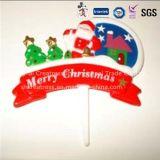 Surtidores plásticos al por mayor del ornamento de la Navidad