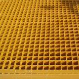 Gradeamento de fibra de grelha plástica gradeamento de PRFV
