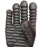 Guanto del lavoro dei guanti di Electrodrill dei guanti del meccanico di vibrazione dei guanti di TPR anti