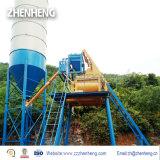 Nuevo precio competitivo Mini 25m3/H de la planta de proceso por lotes concretos (planta mezcladora de concreto HZS25).