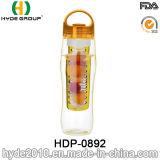 بالجملة مصنع [تريتن] ثمرة [إينفوسر] [وتر بوتّل], بلاستيكيّة ليمون نقيع شراب زجاجة ([هدب-0892])