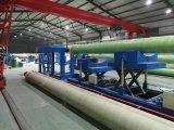 Tubo de saída de gás de plástico reforçado por fibra de vidro do Tubo de Escape
