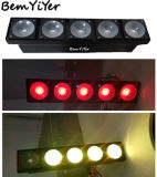 DJ 5X30W LED 옥수수 속 점 행렬 단계 당 디스코 결혼식을%s 마술 세척 빛 RGB-1