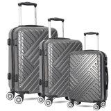 Amazonas-Lieferant 24 Zoll-Präsident Plastic Hard Case Luggage