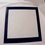 熱い販売8mmの黒い緩和されたシルクスクリーンの印刷ガラス