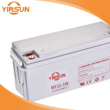 batterie 12V150ah solaire durable pour le système à la maison de picovolte d'énergie solaire