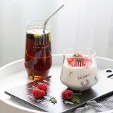 Tazze di vetro stampate Nordic-Stile del succo di frutta