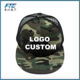 Kundenspezifischer Tarnung-Baseballmütze-kundenspezifischer Golf-Hut