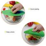 シリコーンのふたの食糧節約器カバーシリコーンカバーLidsforはボールのコップを選別する