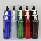 Plastikflasche des Haustier-300ml für kosmetische Shampoo-Lotion (NB07)