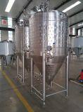 500L 1000L 1500L 2000L 3000L industrielles Bier-Fabrik-Brauengerät für Minifertigkeit-Edelstahl-Brauerei