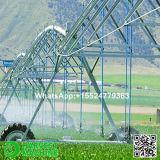 端のスプレーのスプリンクラーが付いている側面移動潅漑装置のための中国の農場の用水系統