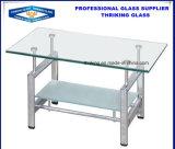 工場4mm、5mm、6mm、8mmの10mmのテーブルの上の緩和されたガラス