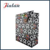 Glatte Laminierung-kundenspezifische Geschenk-Verpackungs-Papier-Einkaufstasche mit Marke