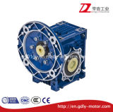 Aluminiumlegierung-Endlosschrauben-Getriebe Nmrv050/063/075/090/105/110