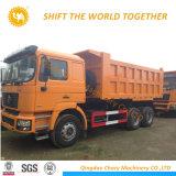 Nuovo autocarro con cassone ribaltabile del ribaltatore di estrazione mineraria di Shacman 6X4 375HP da vendere