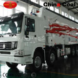 Carro de colocación concreto de la bomba del auge pesado de la araña de los fabricantes de China