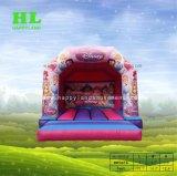 Смешные специального Хэллоуин Alientheme надувные прыжком Bouncer для детей