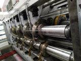 Impression automatique de la Chine Flexo de machines de carton rainant la machine de découpage