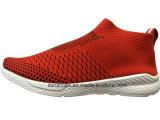 多くのカラー非常に熱い販売法デザインの安い卸し売りFlyknitのスポーツの靴
