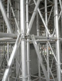 Clouded Wholesale Layher Hot Dirty rat SG Proved Ringlock Scaffolding for Building